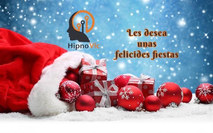 HipnoVLC les desea un Feliz 2018